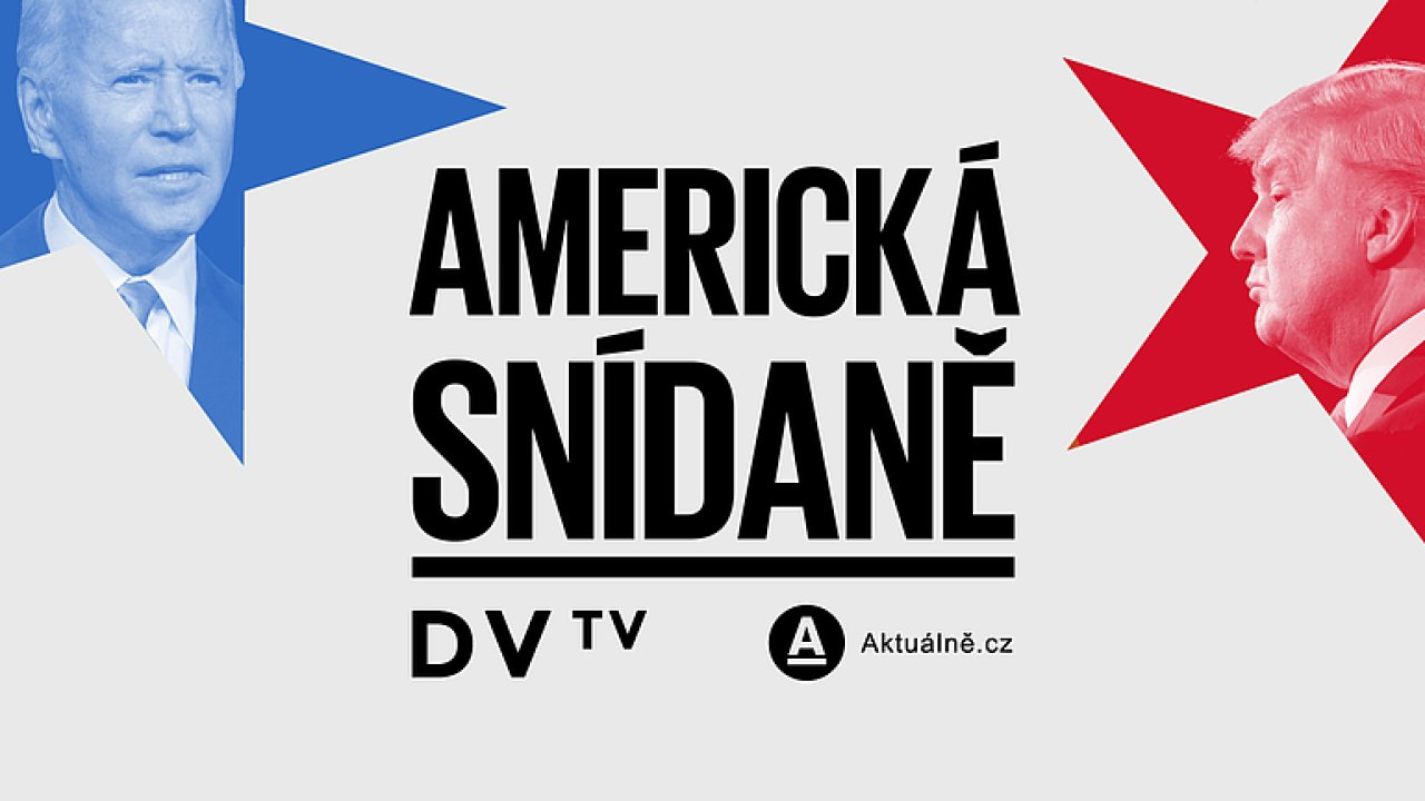 Živě: Trump versus Biden. Kdo bude americkým prezidentem? Sledujte speciál DVTV.