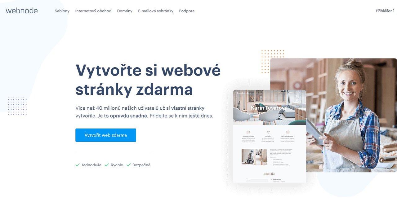 Brněnský start-up Webnode kupuje belgická webhostingová platforma team.blue.