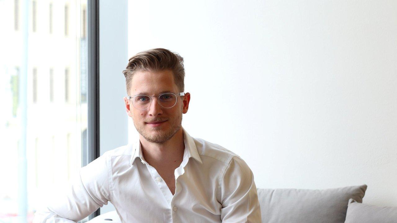 Michal Šmída, zakladatel a šéf start-upu Twisto