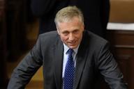 Premiér Mirek Topolánek