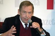 Václav Havel, debata v Polsku