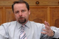 Ministr průmyslu a obchodu Martin Říman