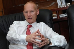 Petr Žaluda, generální ředitel Českých drah