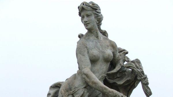 Lysá, alegorie léta