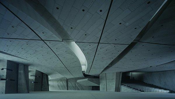 Tématem festivalu je betonu v architektuře. Tento materiál má v oblibě i jeden z hostů programu, španělský architekt Rufino.