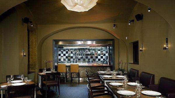 Restaurace La Degustation Boheme Bourgeoise