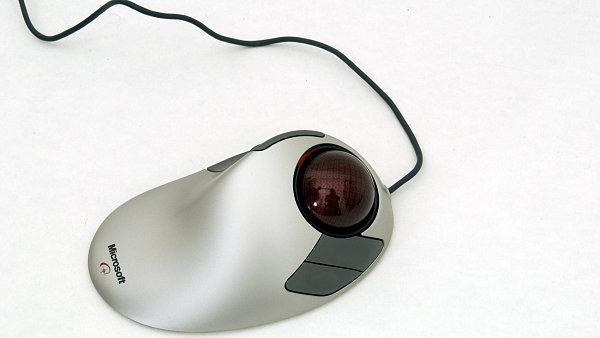 Počítoačová myš