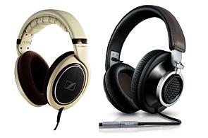 Sennheiser HD 598 vs Philips Fidelio L1: Luxusní zvuk proti luxusnímu vzhledu
