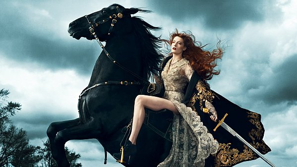 Florence Welch ve Vogue