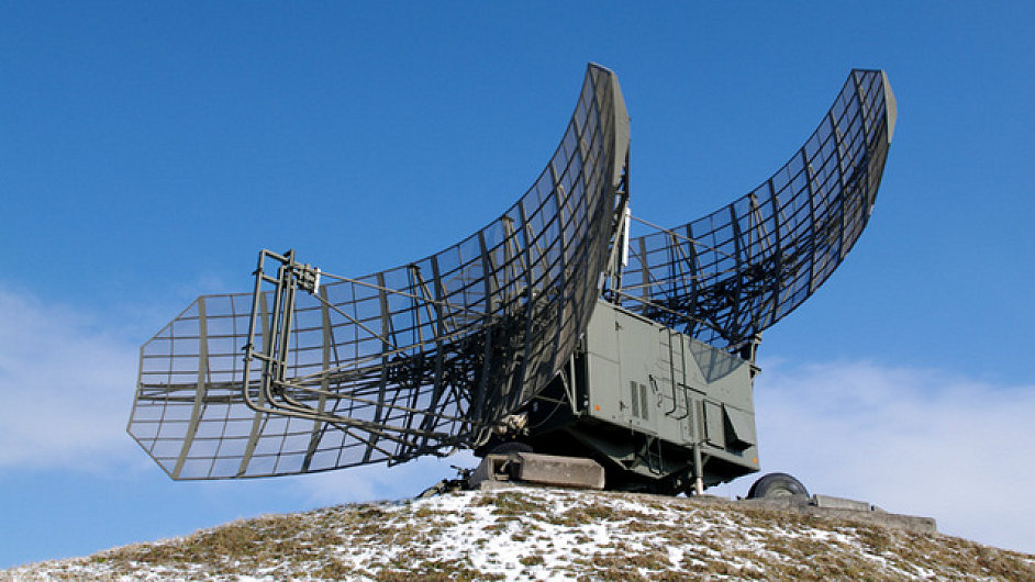 Radar P-37. Jeden z těch, které by se měly nahradit