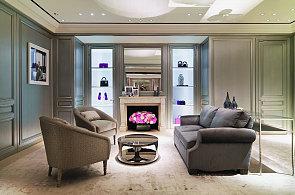 VIP roomy z Pařížské: Podívejte se na místa, kam se při nákupech dostanou jen vyvolení
