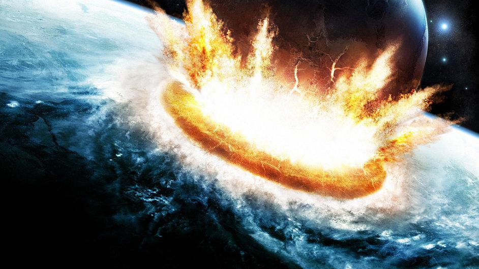 Vypadal by konec světa takto?