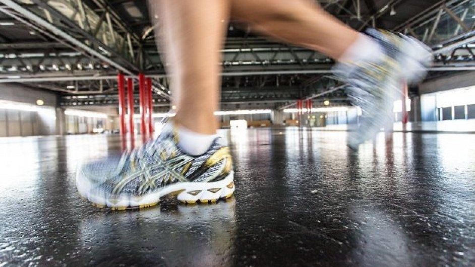 Indoor maraton