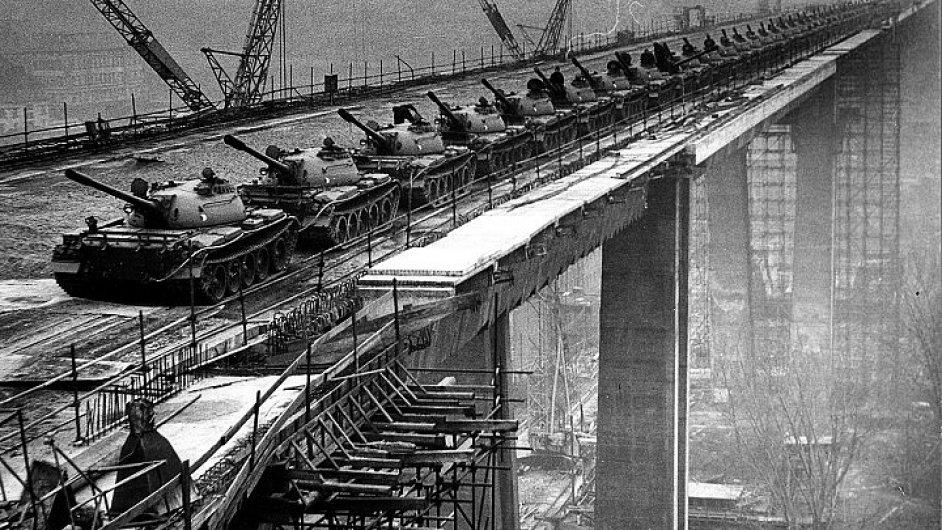 Nuselský most.