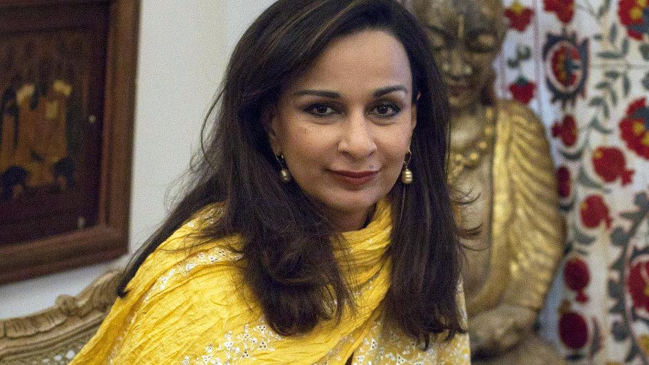 Sherry Rehman, pákistánská velvyslankyně v USA