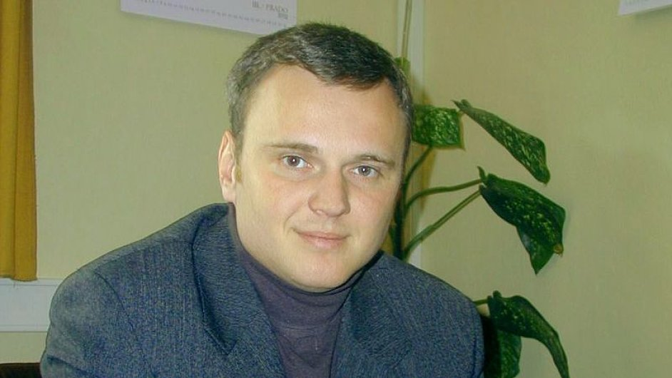 Odvolaný člen dozorčí rady Českých drah Roman Boček
