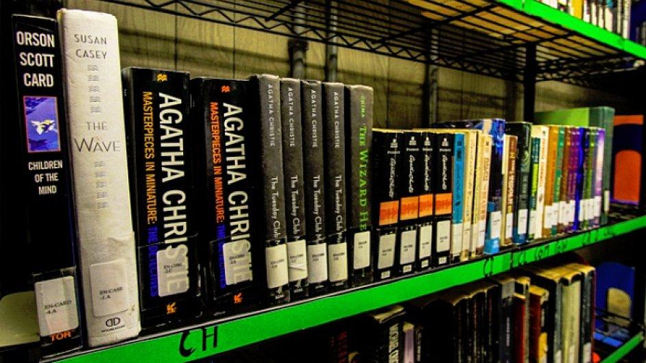 Knihovna na Guantánamu