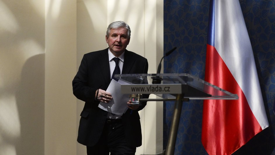 Jiří Rusnok představil programové prohlášení své vlády