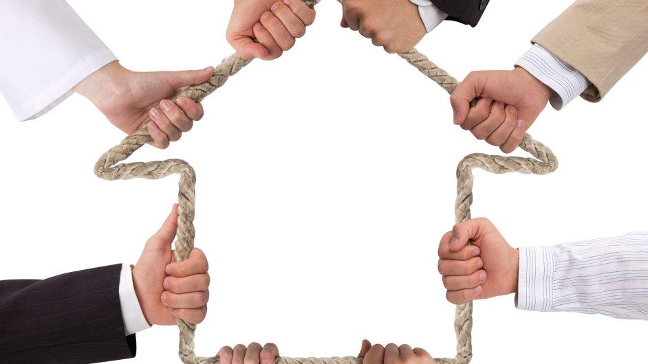 Zajištění úvěru na bydlení
