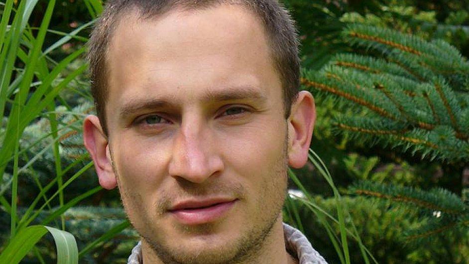 Ondřej Rydval, zakladatel soutěže New Economic Talent