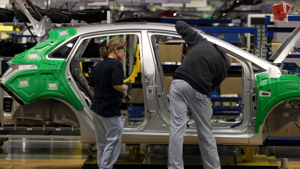 Nošovické Hyundai zrychluje výrobu aut.