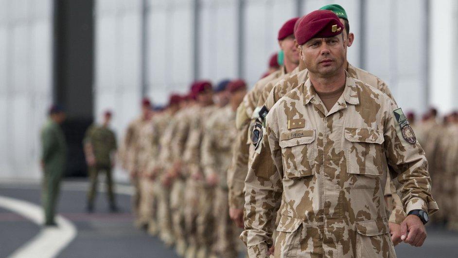 Vedení české armády čekají personální změny (ilustrační foto)