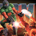 Plak�t k videoh�e Doom, kterou je nov� mo�n� pustit i na tisk�rn�ch Canon.
