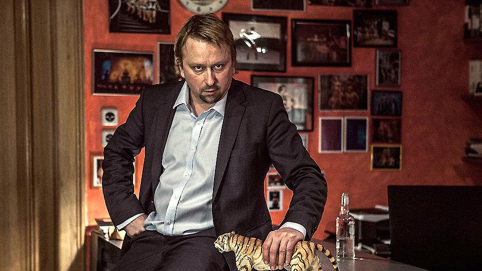 Hlavní roli v Kanceláři Blaník ztvární Marek Daniel.
