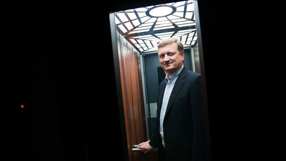 Ivan Baťka, majitel firmy Fosfa