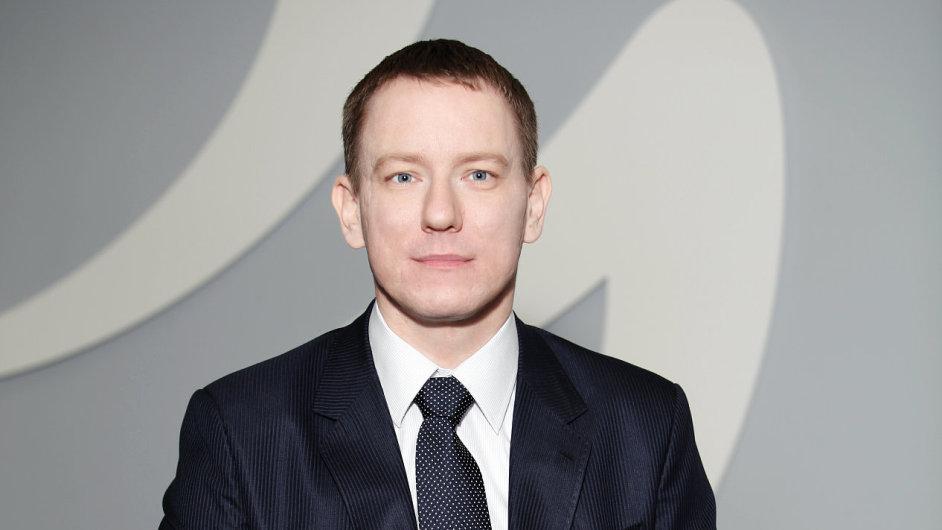 Petr Borkovec, předseda představenstva Partners Financial Services.