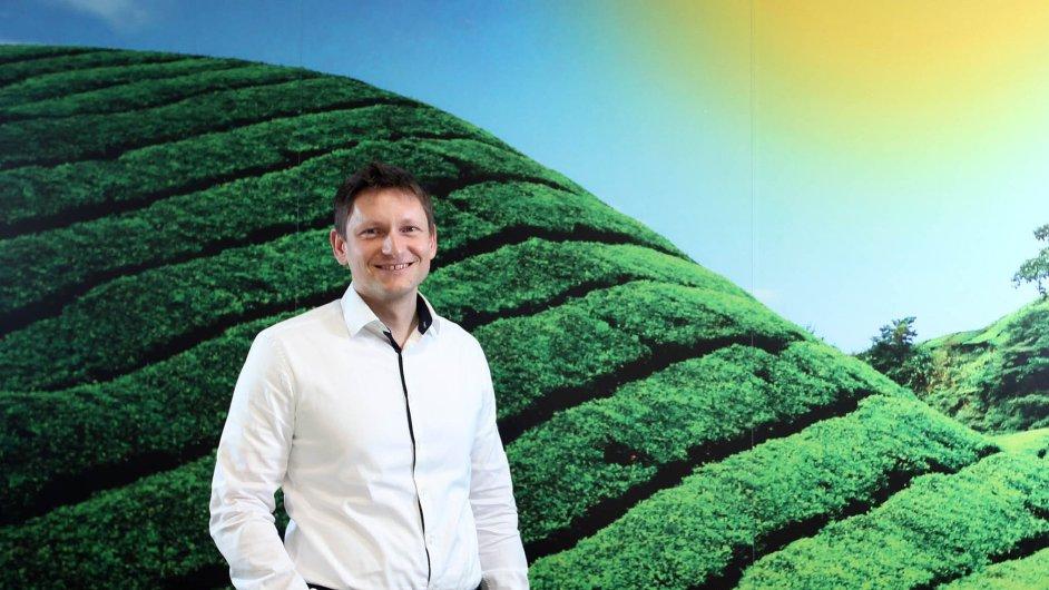Radek Šrom, Unilever