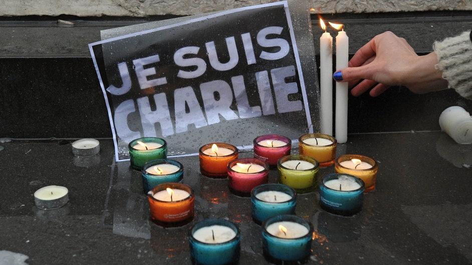 Pálení svíček ve Francii