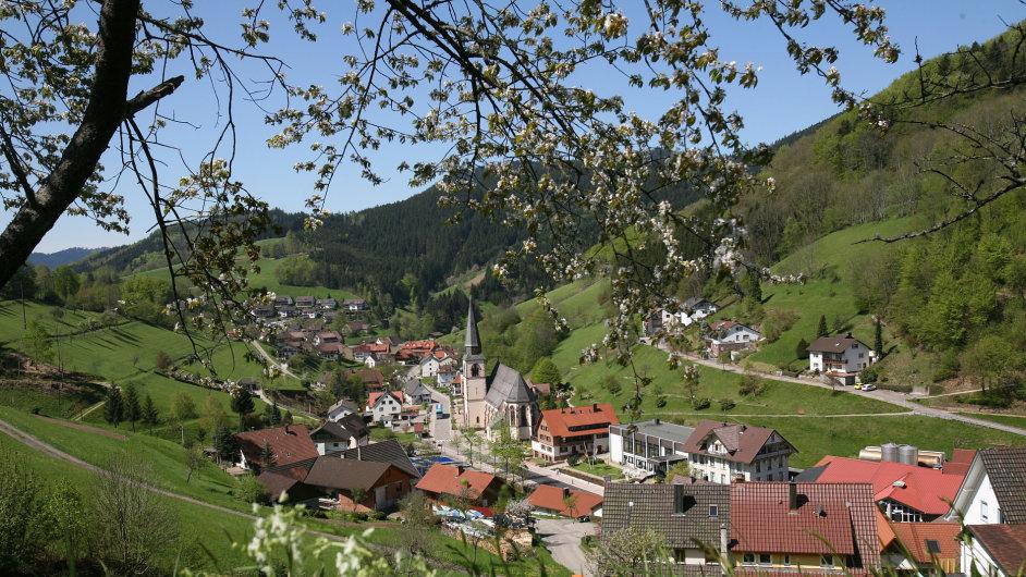 Bad Peterstal-Griesbach je skvělým výchozím místem pro pěší turistiku ve Schwarzwaldu.