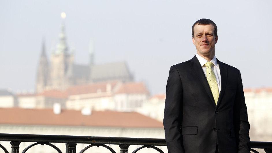 Radim Neubauer - prezident Notářské komory ČR