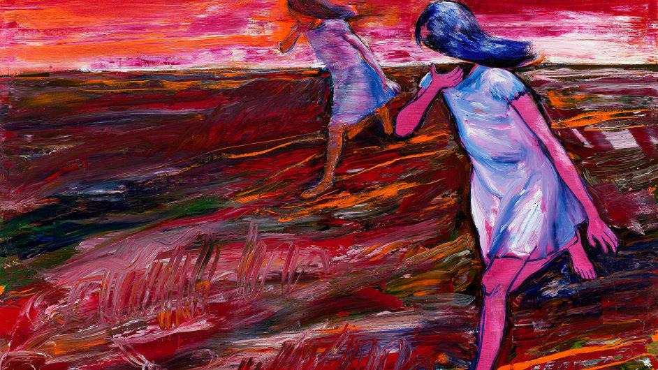 Typltův loňský obraz nazvaný Básnířky