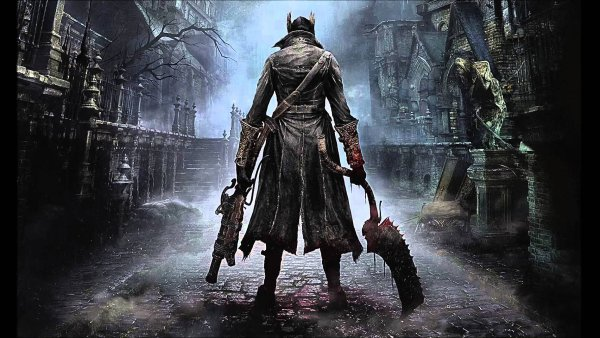 Bloodborne je sen pro masochisty, no�n� m�ra pro norm�ln� hr��e