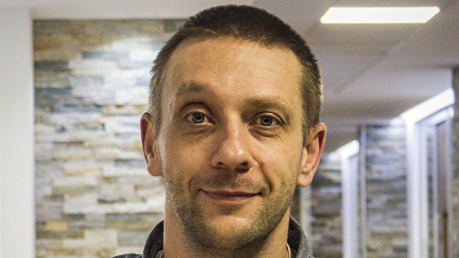 Roman Zúrik, obchodní ředitel společnosti Kofola ČeskoSlovensko