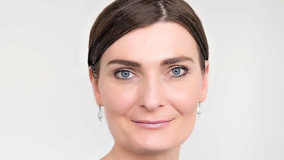 Lenka Benetková, obchodní ředitelka printových titulů vydavatelství Mladá fronta