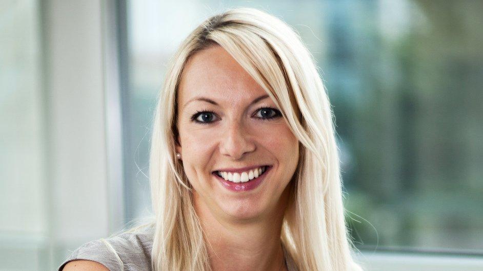 Eva Odstrčilíková, ředitelka obchodu společnosti GEFCO Česká republika