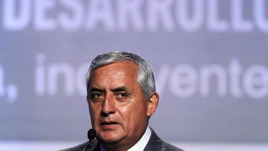 Guatemalský parlament zbavil imunity prezidenta Ottu Péreze.
