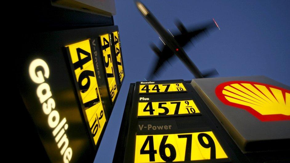 Shell a Total budou mít čerpací stanice v Íránu