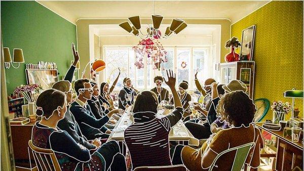 V rámci Akcentu uvede Divadlo Archa projekt Home Visit Europe tvůrčího kolektivu Rimini Protokoll.