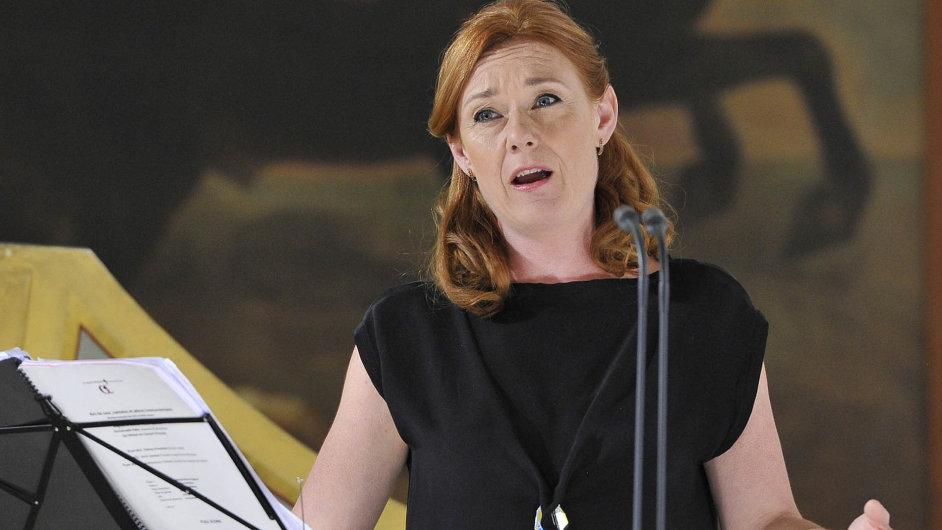 Magdalena Kožená je v této sezoně rezidenční umělkyní České filharmonie.