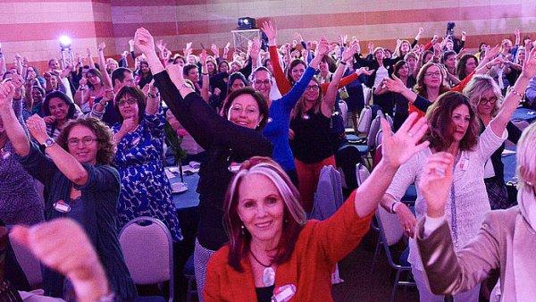 Mezinárodni konference o ženském leadershipu a inspiraci W.I.N.