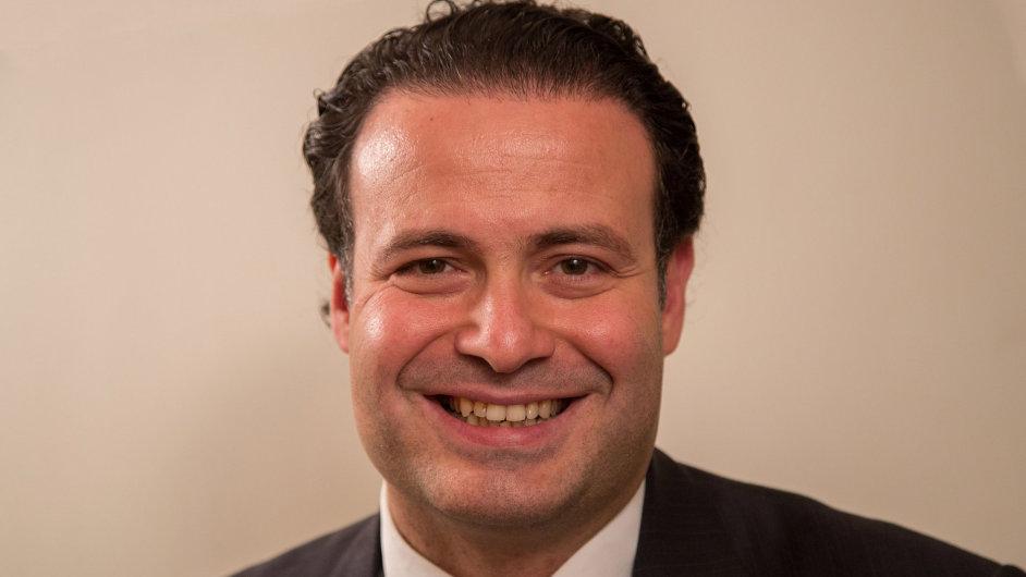 Turecký analytik a ředitel kanceláře americké nevládní organizace German Marshall Fund Özgör Ünlühisarcikli.