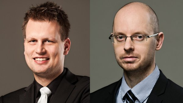 Martin Čmarada a Jiří Olša, Volkswagen Financial Services