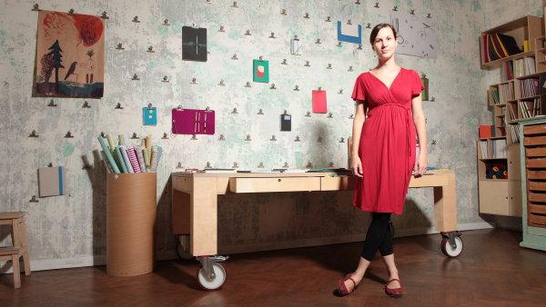 Kateřina Šachová je mozkem celého konceptu papelote.