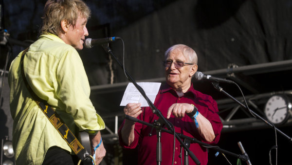 Snímek z festivalu Metronome