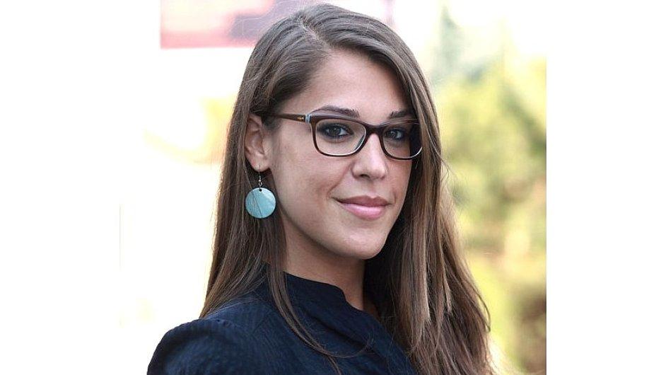 Eva Kinzelová, marketingová a online ředitelka rádia Evropa 2 Slovensko