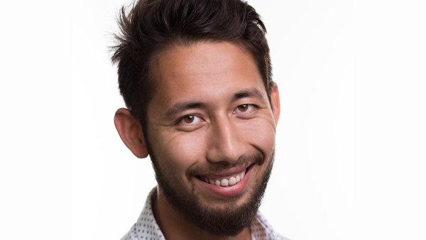 Roland Tóth, manažer produktového týmu realitního startupu Flatio